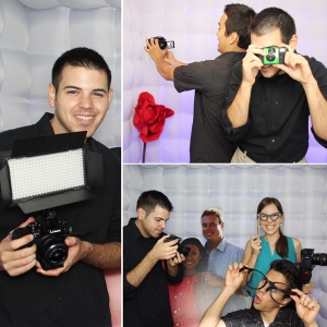 Wedding videography behind the scenes