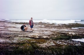 Montana de Oro State Beach | Fujifilm disposable camera, July 2016 by Tim Worden