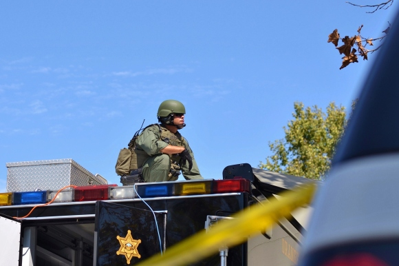 Orange County Sheriff SWAT